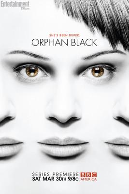 Orphan Black - sezon 1 / Orphan Black - season 1