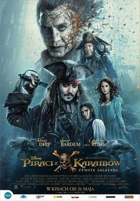 Piraci z Karaibów: Zemsta Salazara / Pirates of the Caribbean: Dead Men Tell No Tales