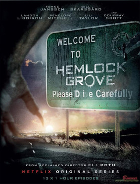 Hemlock Grove - sezon 1 / Hemlock Grove - season 1