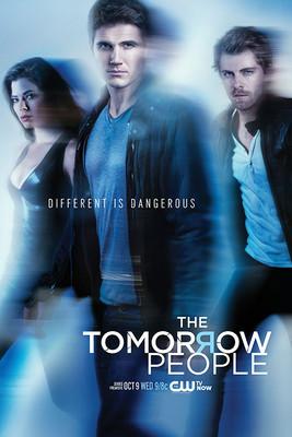 The Tomorrow People - sezon 1 / The Tomorrow People - season 1