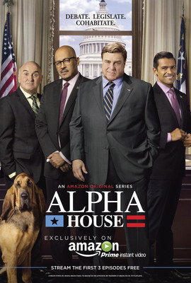 Alpha House - sezon 1 / Alpha House - season 1