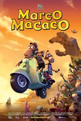 Mambo, Lula i piraci / Marco Macaco