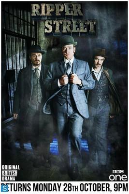 Ripper Street: Tajemnica Kuby Rozpruwacza - sezon 2 / Ripper Street - season 2
