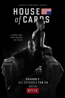 House of Cards - sezon 2 / House of Cards - season 2