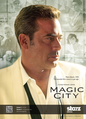 Miasto cudów - sezon 2 / Magic City - season 2
