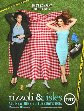 Partnerki - sezon 4 / Rizzoli & Isles - season 4