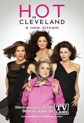 Rozpalić Cleveland - sezon 4 / Hot in Cleveland - season 4