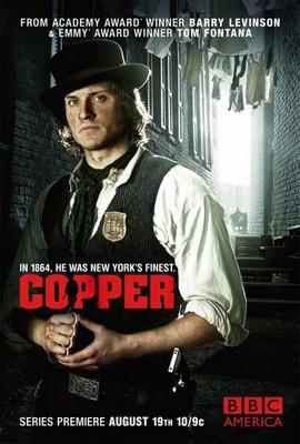 Stróż prawa - sezon 1 / Copper - season 1