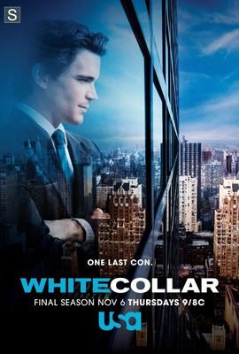 Białe kołnierzyki - sezon 5 / White Collar - season 5
