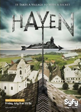 Przystań - sezon 4 / Haven - season 4