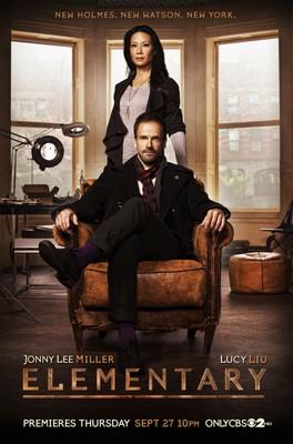 Elementary - sezon 2 / Elementary - season 2