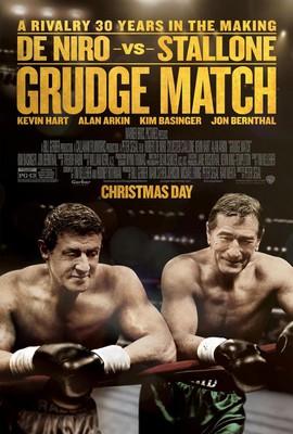Legendy ringu / Grudge Match