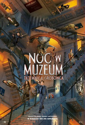 Noc w muzeum: Tajemnica grobowca / Night at the Museum: Secret of the Tomb