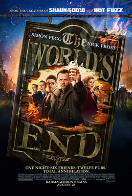 To już jest koniec / The World's End