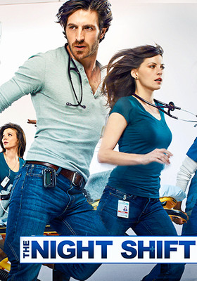 The Night Shift - sezon 1 / The Night Shift - season 1