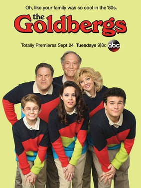 The Goldbergs - sezon 1 / The Goldbergs - season 1