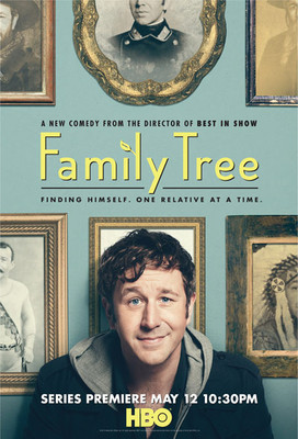 Family Tree - sezon 1 / Family Tree - season 1