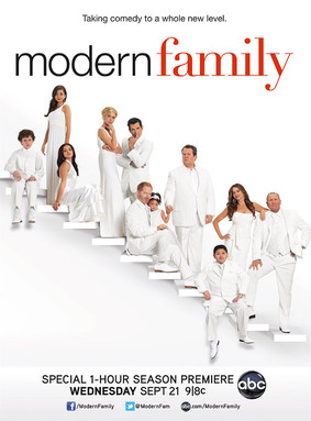 Współczesna rodzina - sezon 5 / Modern Family - season 5