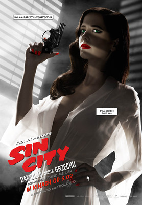 Sin City 2: Damulka warta grzechu / Sin City: A Dame to Die For