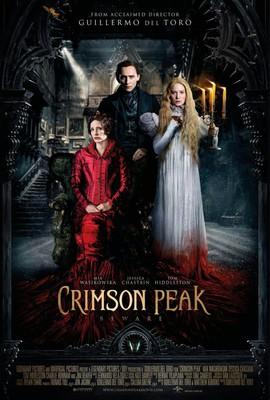 Crimson Peak. Wzgórze krwi / Crimson Peak