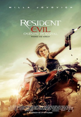 Resident Evil: Ostatni rozdział / Resident Evil: The Final Chapter