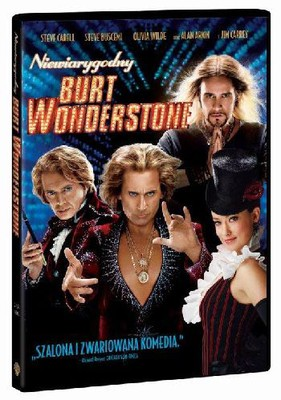 Niewiarygodny Burt Wonderstone / The Incredible Burt Wonderstone