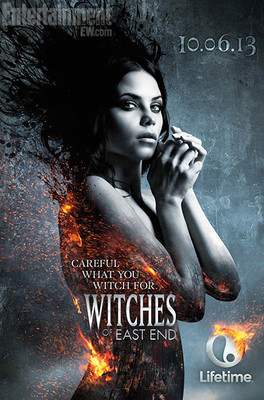Czarownice z East Endu - sezon 1 / Witches of East End - season 1