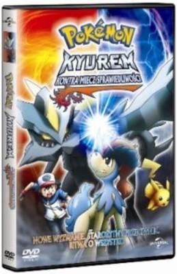 Pokémon: Kyurem kontra Miecz Sprawiedliwości / Pokémon the Movie: Kyurem vs. the Sword of Justice