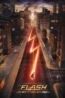 The Flash - sezon 1 / The Flash - season 1