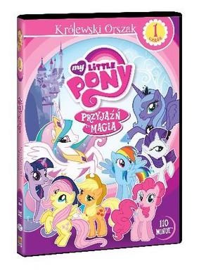 My Little Pony: Przyjaźń To Magia, Część 1