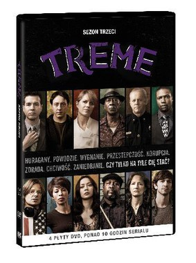 Treme - sezon 3 / Treme - season 3