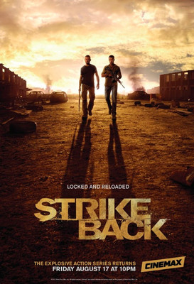 Kontra: Zemsta / Strike Back: Vengeance