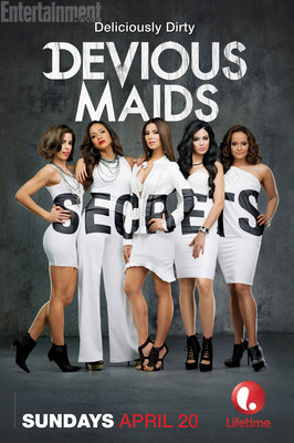 Pokojówki z Beverly Hills - sezon 2 / Devious Maids - season 2