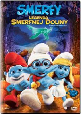 Smerfy: Legenda Smerfnej  Doliny / Smurfs: The Legend Of Smurfy Hollow