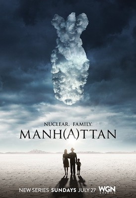 Manhattan - sezon 1 / Manhattan - season 1
