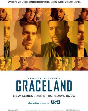 Graceland - sezon 2 / Graceland - season 2