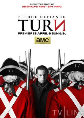 Turn - sezon 1 / Turn - season 1