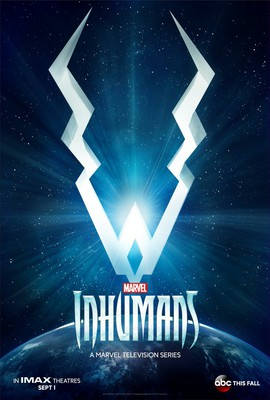 Marvel's The Inhumans - sezon 1 / Marvel's The Inhumans - season 1