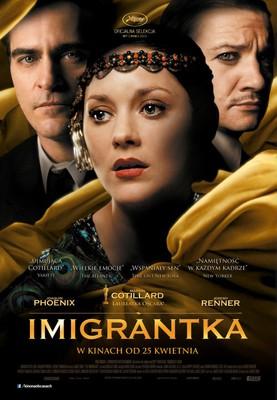 Imigrantka / The Immigrant