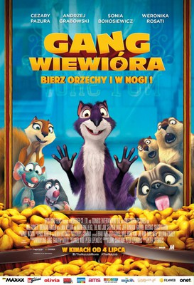 Gang Wiewióra / The Nut Job