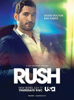 Rush - sezon 1 / Rush - season 1