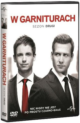 W garniturach - sezon 2 / Suits - season 2