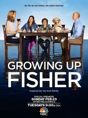 Fisherowie - sezon 1 / Growing Up Fisher - season 1