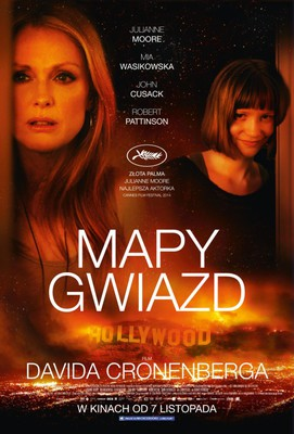 Mapy Gwiazd / Maps to the Stars
