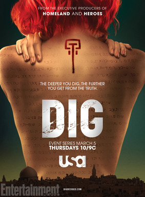 Dig - sezon 1 / Dig - season 1