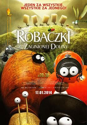 Robaczki z Zaginionej Doliny / Minuscule - La vallée des fourmis perdues