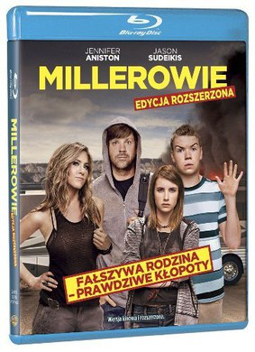 Millerowie / We're the Millers