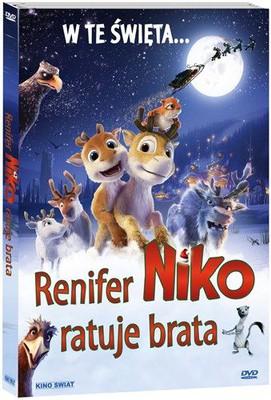 Renifer Niko ratuje brata / Niko 2 - Lentäjäveljekset