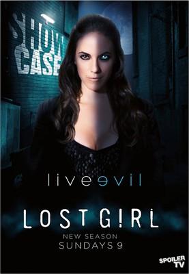 Zagubiona tożsamość - sezon 4 / Lost Girl - season 4