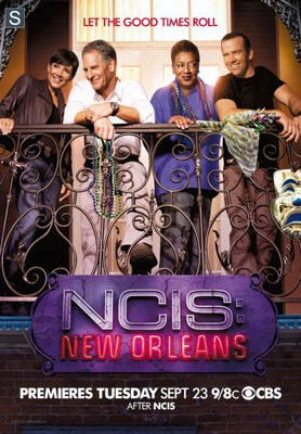 NCIS: Nowy Orlean - sezon 1 / NCIS: New Orleans - season 1